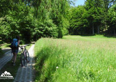 Rowery Szczyrk lato 1