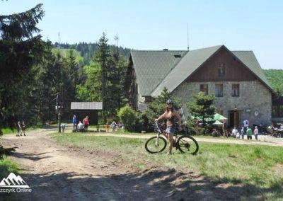 Rowery Szczyrk lato 6