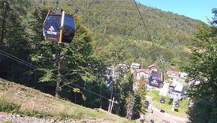 1 Maja startuje Gondola i Kanapa