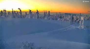 Imponująca ilość śniegu