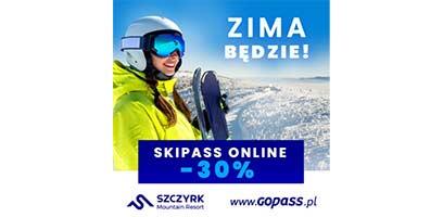 Skipassy Online -30%
