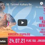 58 Tydzień Kultury Beskidzkiej 2021 – Live.